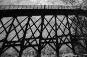 Bridge Shadow by Wess Brown