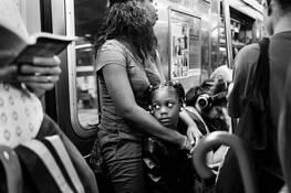 The Q Train by Stan Raucher