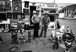 Flea Market by Tony Westman