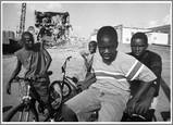 Five Boys at Common Street Demolition by Winston Conway Link