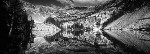 Hanson Lake by Fred Stillings