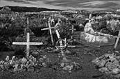 Terlingua Ghosts by Dennis Fritsche