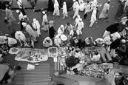 Street Market by Benny Asrul