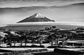 Mt Taranaki by Royden F. Heays