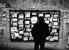 Bulletin Board by Mirko Vincic