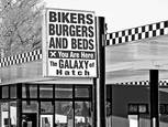 Bikers Burgers Beds by Michael Solomon