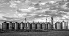 Bliss Silos by Aaron K. English