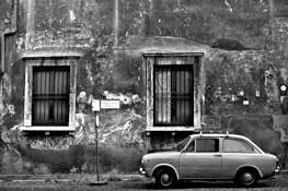 Italian Streetscape by Giuseppe Violetta