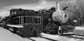 Three Engines by Brad W. Eble