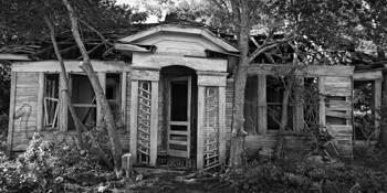 Farmhouse II by Keith Blandford