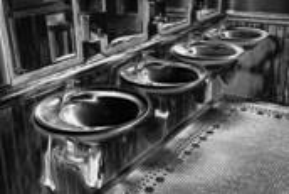 Wash Basins by Tom Green