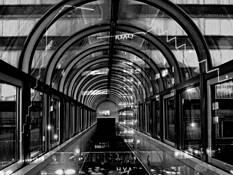 Hyatt Reflections by Bert Ihlenfeld