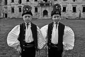 Hungarian Boys by Angelica Thomson