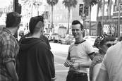 Hollywood Blvd. #8 by Jonathan Pontell