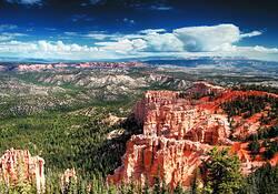 Canyon Overlook 3 by Mark W. Jordan