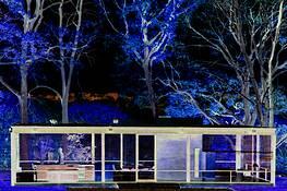 Glass House Study 1b by Alan Berkson