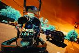 Skullcrusher by Daniel Lin-Rivera