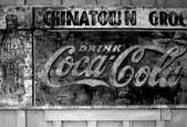Cola Sign by Adrian Roland Davis
