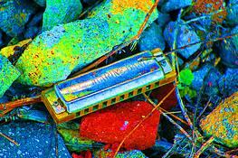 Mississipi Saxaphone by Rick Kramer