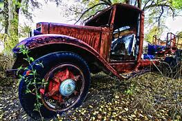 34 Ford by Morris W. Fimreite