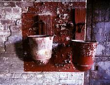 Buckets of Ash by Patrick Binns