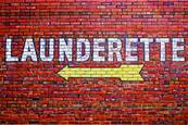 Launderette by Harry O'Connor