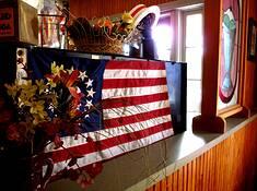 American Flag by Geoffrey Gaynor