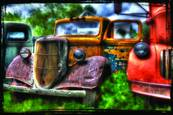 Ford Tough 12 by Craig Acord