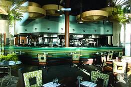 Lago Restaurant by Deborah Mickler