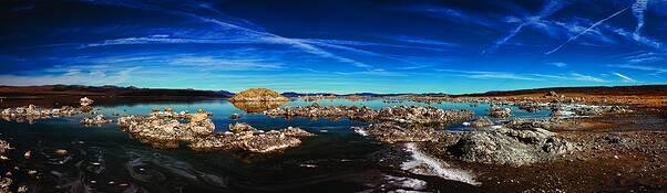 Mono Lake Morning by Bruce R. Croffy
