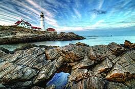 Cape Elizabeth by Charles Robinson