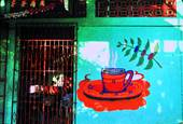 Coffe Store by Antonio Gonzalez Pardo