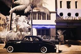 South Beach by Cynthia Merzer