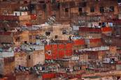 Fez Rooftops by Susan L. Gendron