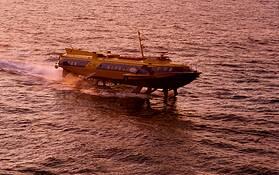 Malta Ferry by T. G. Wilcox