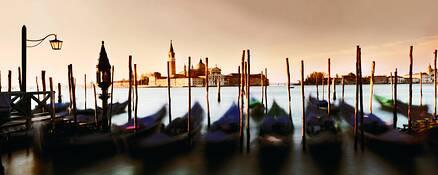 Venetian Dawn by John Scanlan