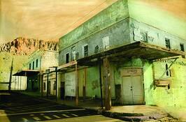 Downtown Superior by Elizabeth J. Holmes