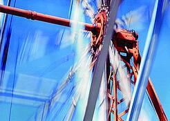 Ferris Wheel by Stephen Bitel