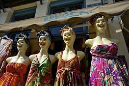 Mannequins by Tim Johnston