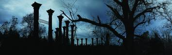 Windsor Ruins by Richard Allen Ashmore
