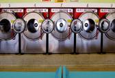 Washers by Jan Wolyniak