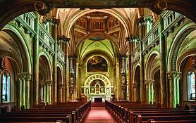 Maria Angelorem Chapel by Byron Annis