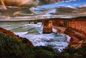 The Twelve Apostles #1 by Richard Allen Ashmore
