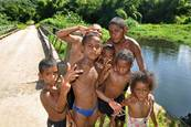 Fijian Kids by Tammy Wigington