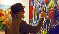 Artists in Action by Lars Hyttinen