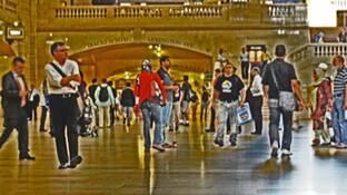 Grand Central Station by Lars Hyttinen