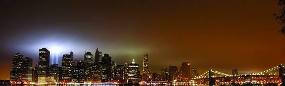 911 Anniversary by Scott Joshua Dere