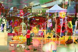 Carnival by Rosanne Mezio