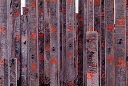 Concrete Piles by Ken Sekiguchi