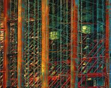 Scaffolding by Ken Sekiguchi